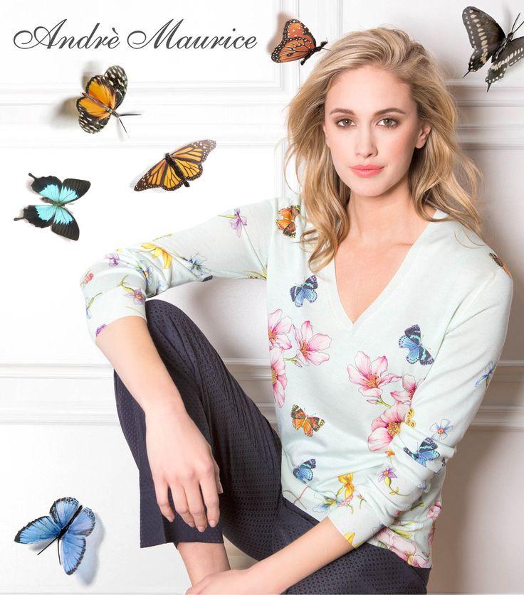 #andrèmaurice #butterfly #makeup