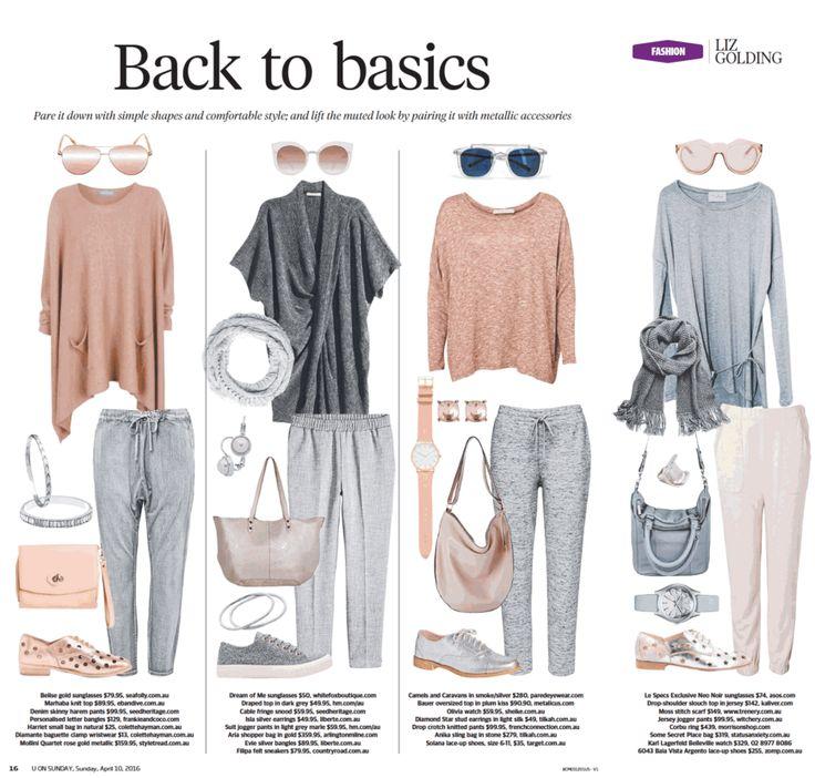 Marhaba knit featured in U on Sunday! #ebandivelifestyle #knit #fashion #lifestyle