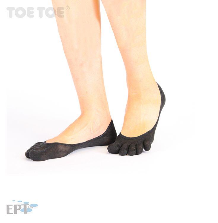 Wool-Foot Cover-Black-1