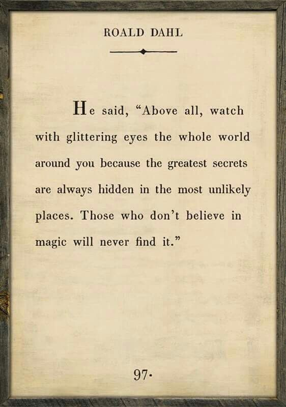 One of my very favorite quotes, I can never pass up repinning it. ❤️
