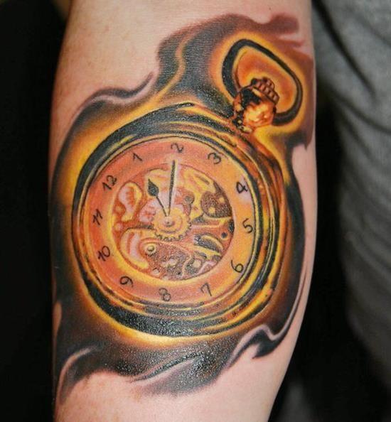28 Watch Tattoo Designs Ideas: 25+ Best Ideas About Pocket Watch Tattoos On Pinterest
