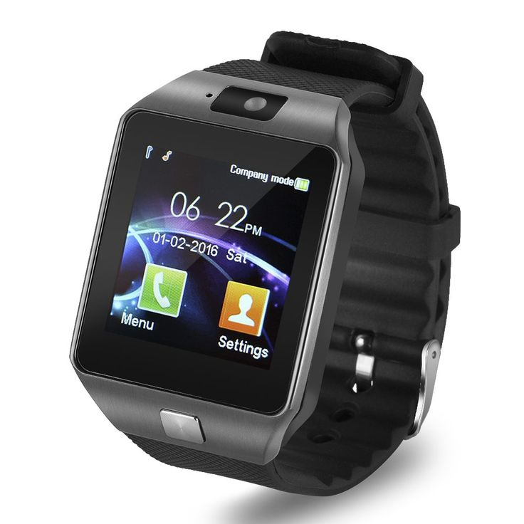 GETIHU Smart Watch DZ09 Digital Wrist with Men Bluetooth Electronics SIM Card Sport Smartwatch For iPhone Samsung Android Phone //Price: $0.00//     #gadgets