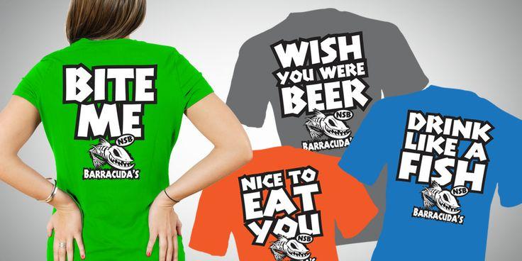 funny restaurant t_shirts