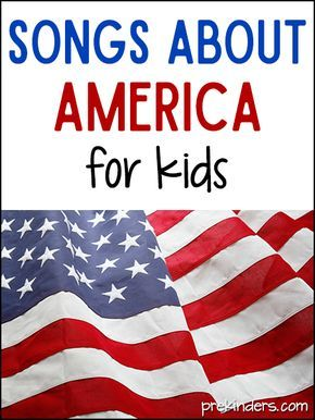 Patriotic USA Songs for Kids