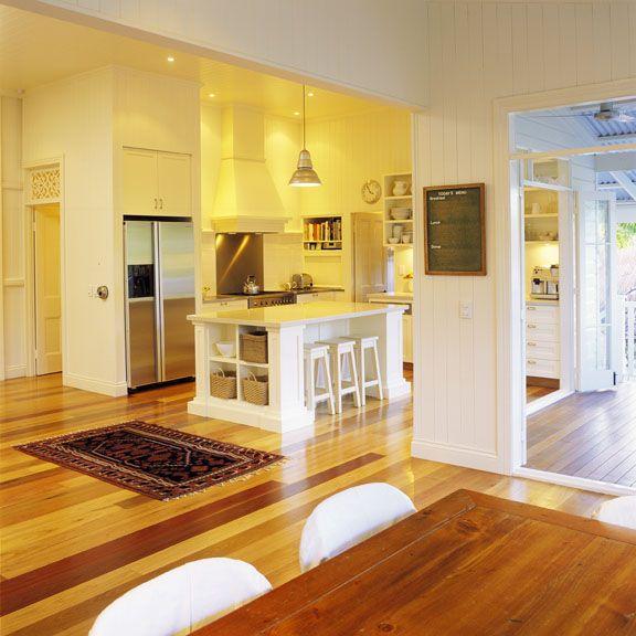 #kitchen Fiona Austin design Aust. Caesar stone Almond Rocca
