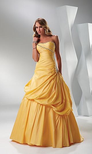 Beauty And The Beast Prom Dresses Fashion Dresses