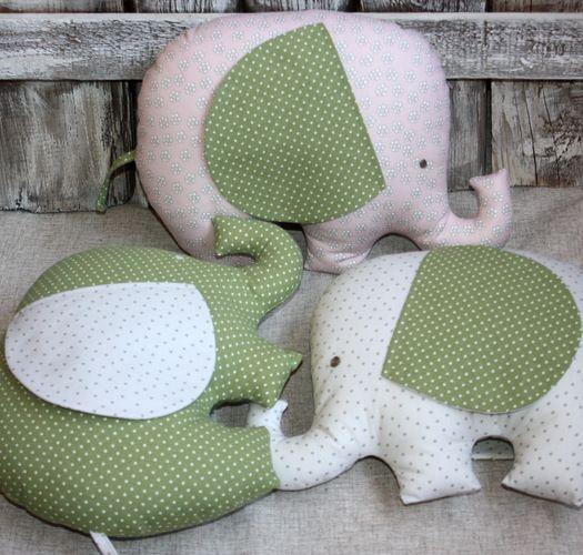 розовый слон, подушка-игрушка. мягкая игрушка купить в Киеве — интернет-магазине MASH