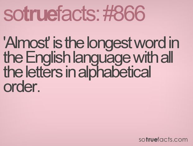 Funny Facts, Interesting Facts, Weird Facts, True Facts - SoTrueFacts.com