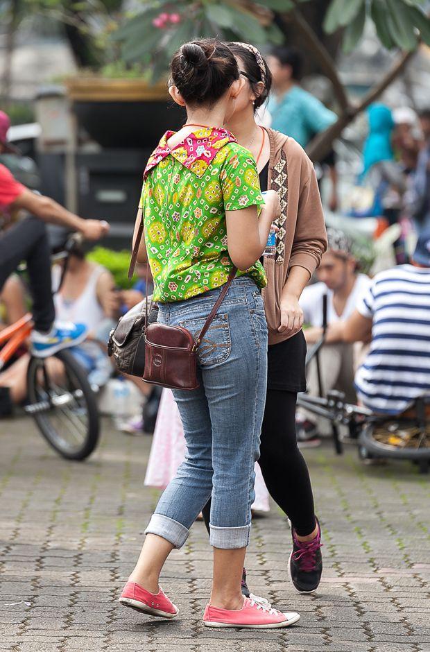 Jakarta (Sunday) Dress Up