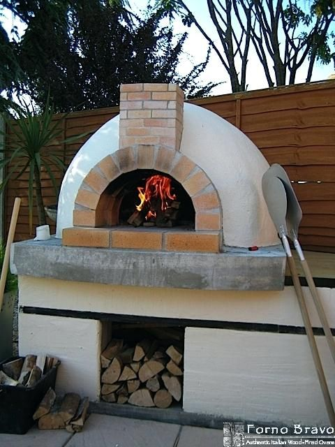 Pizza Oven Outdoor Plans