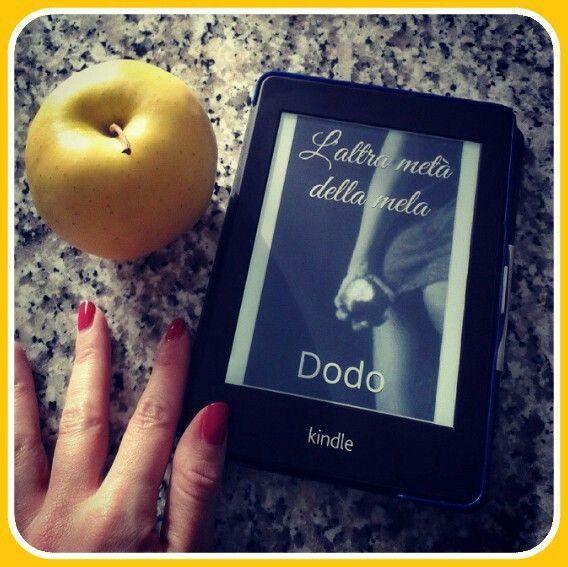 #romance #books #reading  <<L'altra metà della mela>>  by Dodo