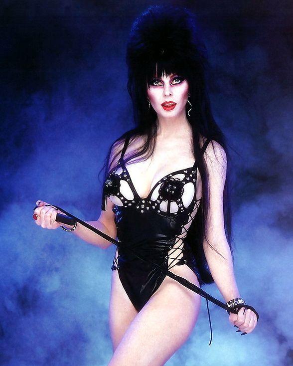 Elvira mistress of the dark naked pic 8