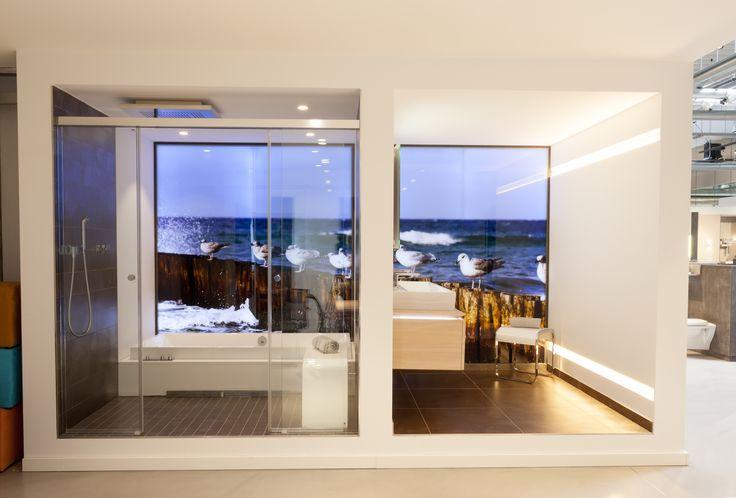 baden in hannover bad ausstellung von wiedemann. Black Bedroom Furniture Sets. Home Design Ideas