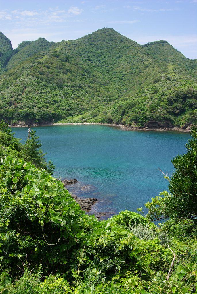 Okinoshima Islands, Nishinoshima-cho, Shimane Prefecture_ Japan