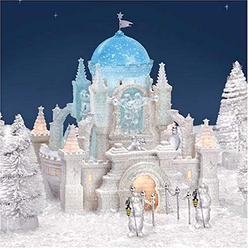Best Seller Crystal Ice Palace, Discover Department 56