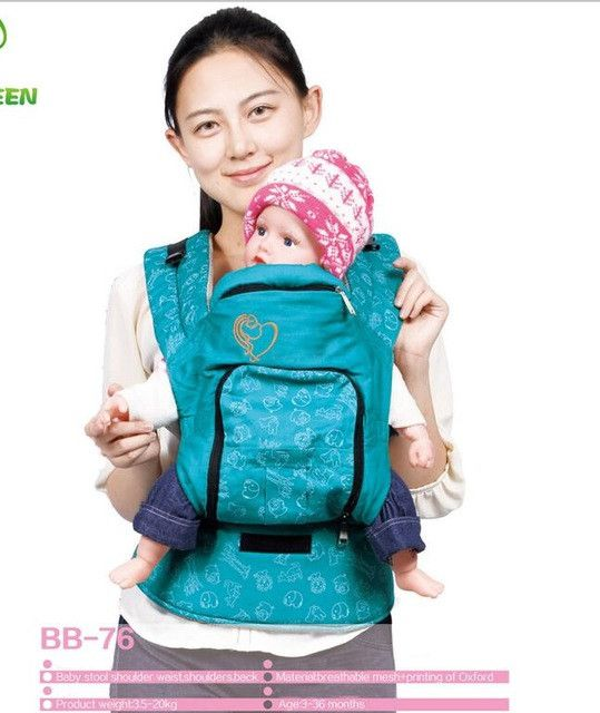 hot selling carry baby sling infant Backpack Carrier For Newborn Kangaroo Baby Sling Toddler Suspenders Wrap