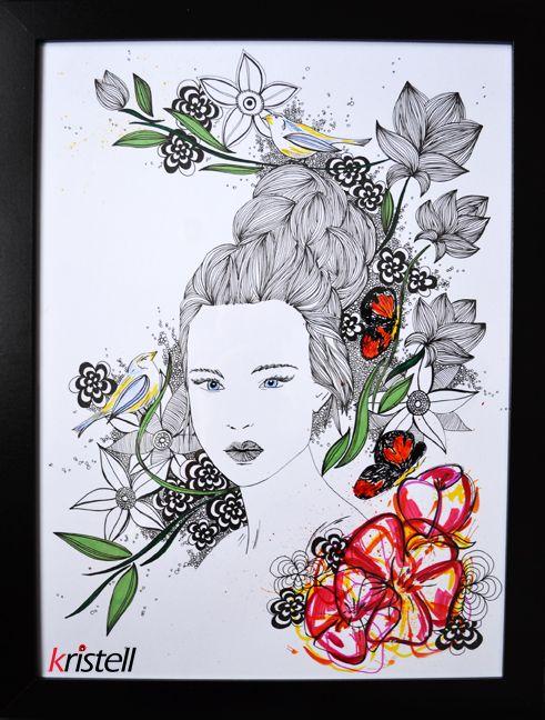 Les 28 meilleures images du tableau geisha sur pinterest for Koi papillon