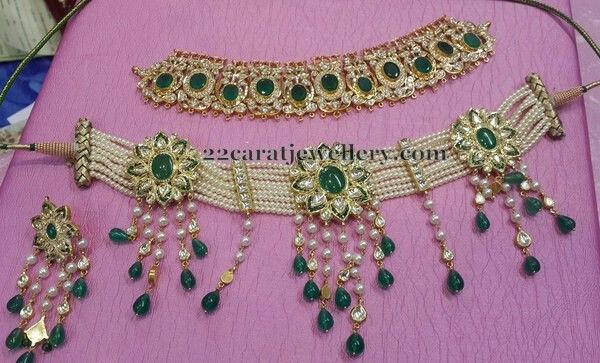 RAJPUTANA  gold jewellery  by DJ Pali call 9828283403