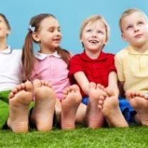 Gebrekkige voetverzorging treft ongekend aantal van 15.000 kinderen per maand - Beauty - Beauty