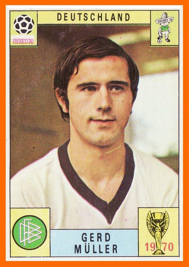 Gerd MULLER. 1970  http://es.wikipedia.org/wiki/Gerd_M%C3%BCller