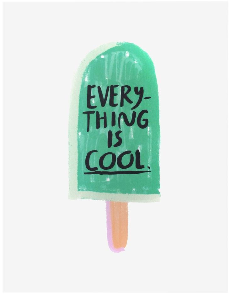 Everything Is Cool… Pin discovered by LISH creative