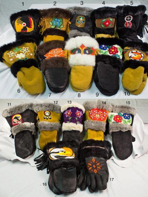Bill Worb Furs :: Designer Gauntlets