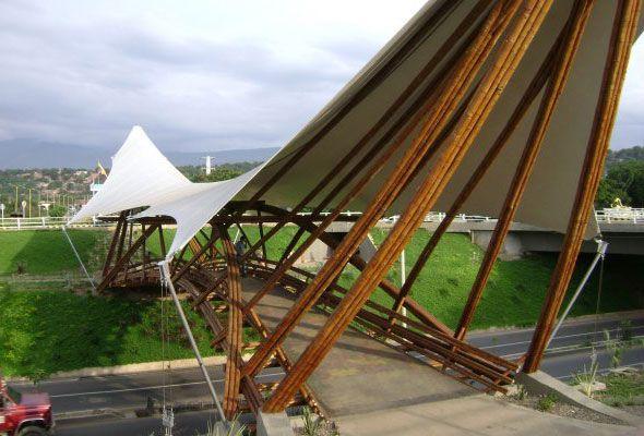 Bamboo Bridge - Arnulf Brinceño