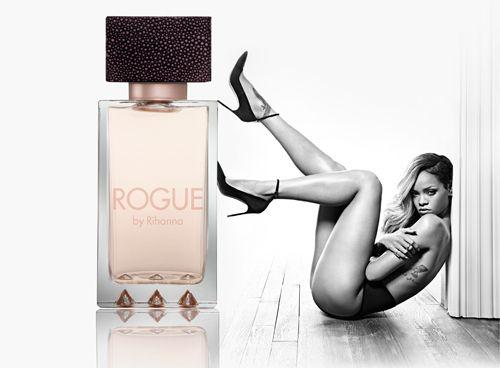 """""""Rogue"""" el nuevo perfume de Rihanna para Sephora"""