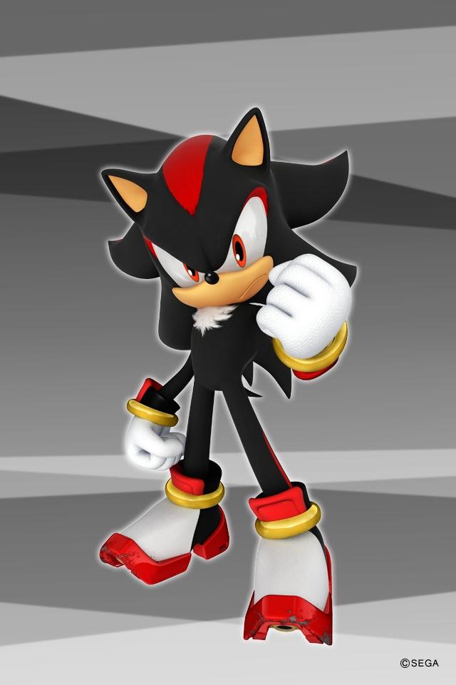 Shadow The Hedgehog Wallpaper Pic