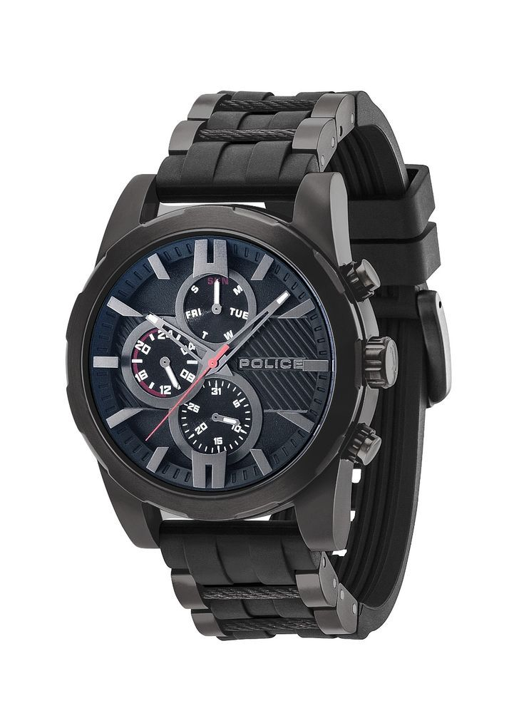 New Police Men Watch MATCHCORD L14541JSB02PA, 2016 Collection #Police #Sport