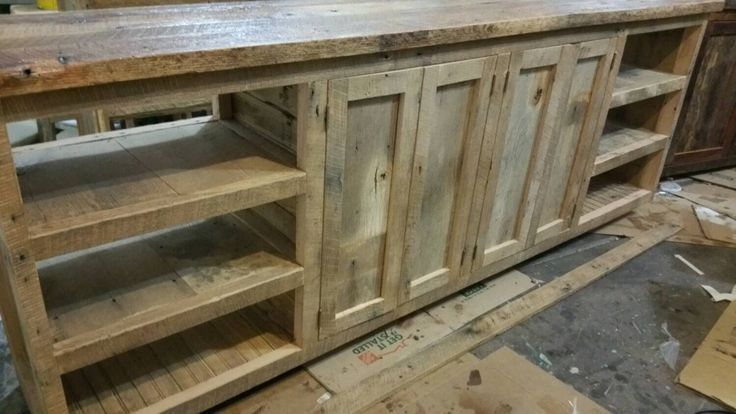 YOUR Custom Made Rustic Barn Wood Cabinet, or Entertainment Center With FREE SHIPPING - BWC950 by timelessjourney on Etsy https://www.etsy.com/listing/215828164/your-custom-made-rustic-barn-wood