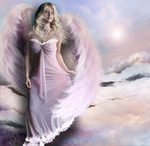 Other roles of angels include protecting and guiding