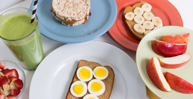 Eating a full meal before and after training isn't always easy, but don't skimp when it comes to snack time. Here are 50 simple recipes to hit the spot before and after workouts.