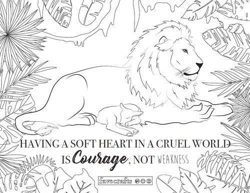 lion lamb coloring page - best 25 lion coloring pages ideas on pinterest adult