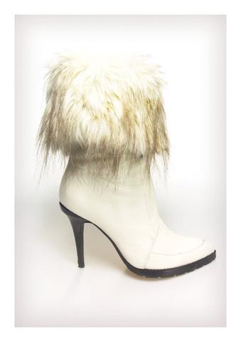 Russian Wolf Faux Fur