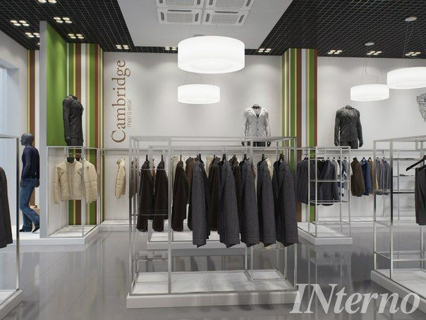Магазин мужской одежды Cambridge | 10 фотографий