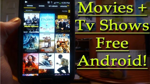 Apps to watch movies and live tv now you can watch movies for free and live TV programmes on these top 10 android apps which are free and are better working with Android gadgets