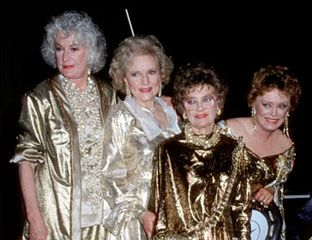 Bea Arthur, Betty White, Estelle Getty, & Rue McClanahan