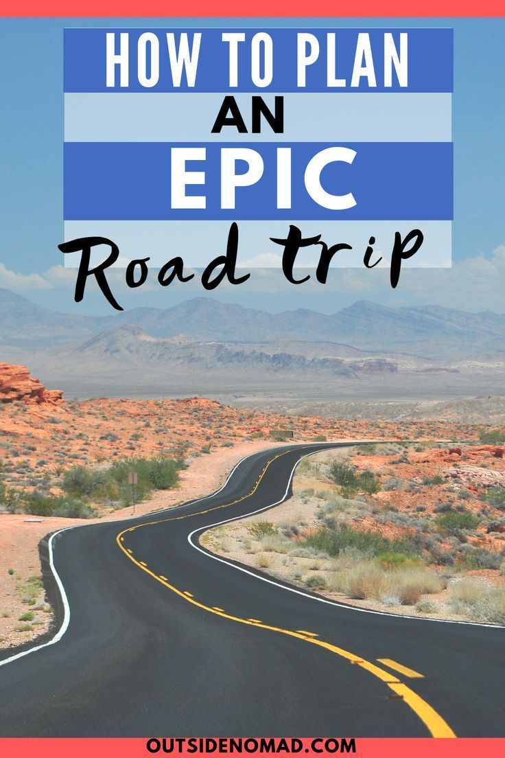 Plan A Road Trip >> Expert Road Trip Tips To Make Traveling Easy Gypsy Vita World