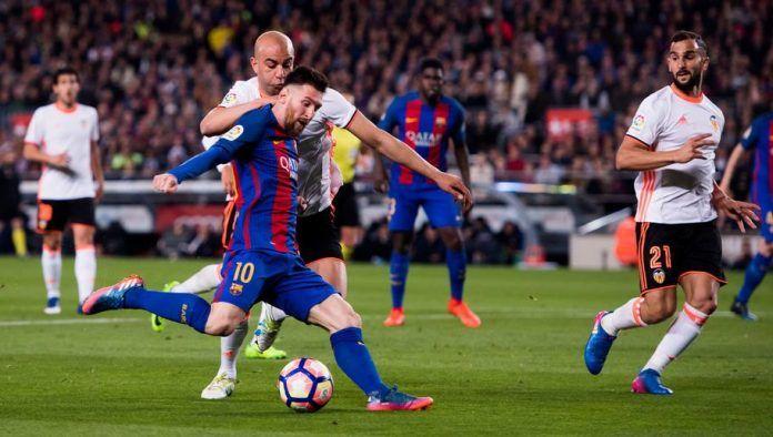 Ver partido Valencia vs Barcelona en vivo Copa del Rey 8 febrero 2018 -