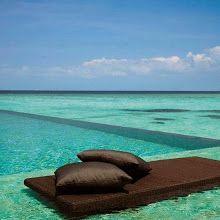 Sleeping in the sea