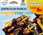 ENTRADAS A PARQUES DE ATRACCIONES Y TEMATICOS DESDE 6€