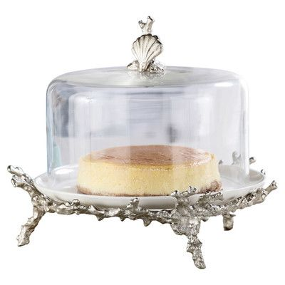 Coral Cake Stand $159.00 www.cakestandsgallery.com - Cake Stands Ornate (2)