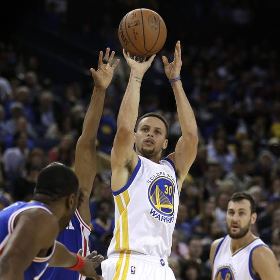 The Golden State Warriors revolutionized basketball by building a team around the 3-point shot and Stephen Curry.