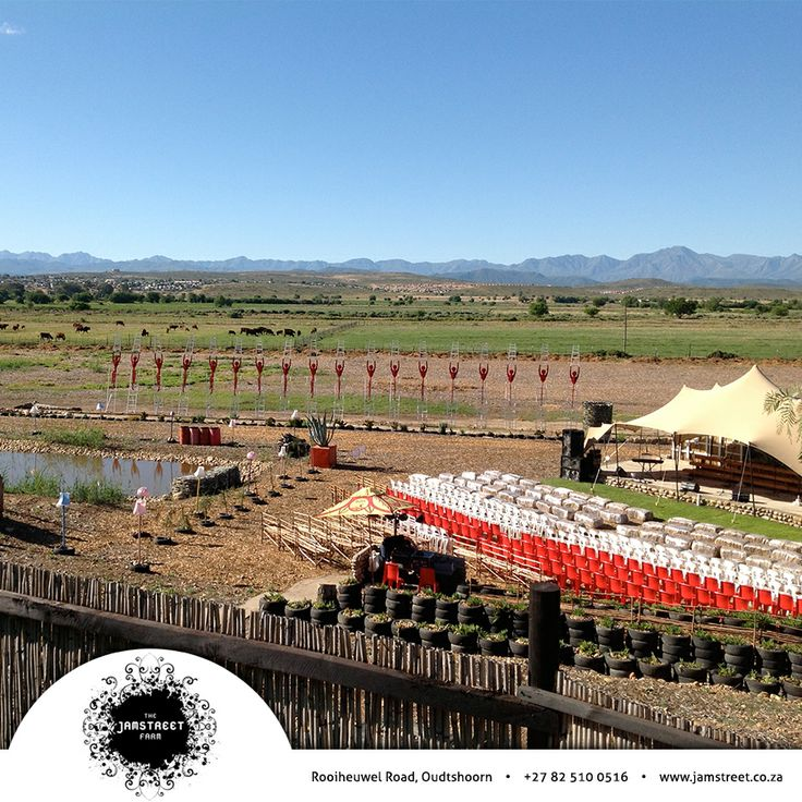 The breathtaking view at the #Jamstreet amphitheater. Contact us: 082 510 0516 Click here to visit our website: http://besociable.link/iz #Jamstreet #Oudtshoorn #amphitheater