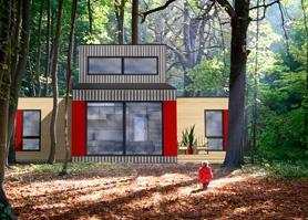 Best Modular Amp Prefab Homes Images Pinterest