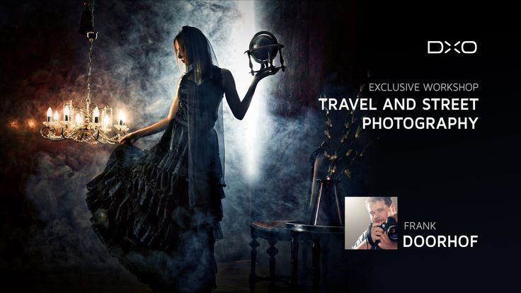 Exclusive workshop with Frank Doorhof - Travel and Street Photography