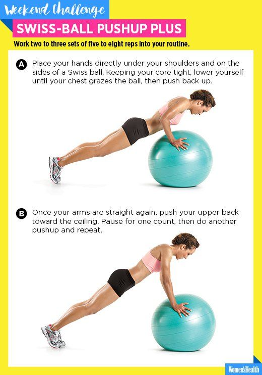 Master this move for strong, sculpted arms.