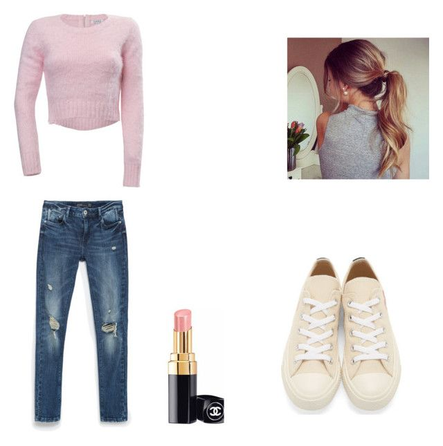 """""""daily outfit"""" by stellast on Polyvore featuring Zara, Cotton Candy and Play Comme des Garçons"""
