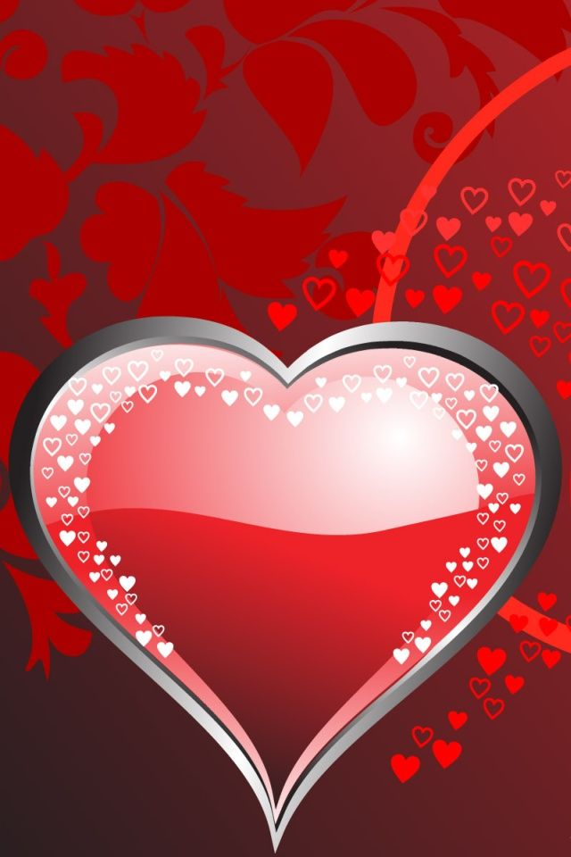 Valentine S Day Iphone Wallpaper 7 Wallpapers Iphone Pinterest